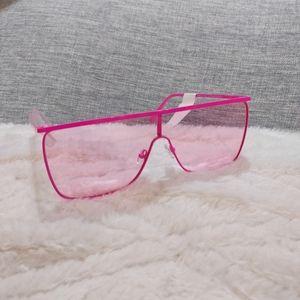 (3/$15) NWT neon pink sunglasses